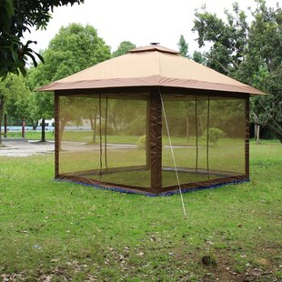 12 Ft. W x 12 Ft. D Aluminum Patio Gazebo by Suntime