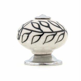 Ceramic Round Knob