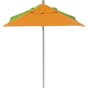 Portofino 6' Square Market Umbrella