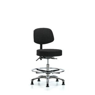Faye Height Adjustable Lab Stool