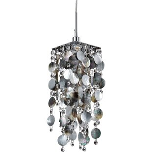 Glow Lighting Aden 1-Light Novelty Pendant
