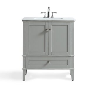 Find Chelsea 31 Single Bathroom Vanity Set By Simpli Home