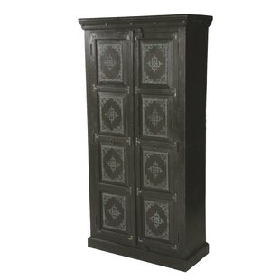 Pepe 2 Door Accent Cabinet by World Menagerie