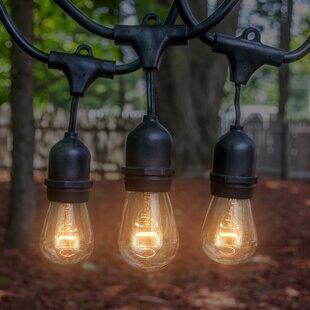 Sorbus 15 Light Globe String Lights