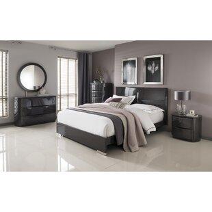 Ducan Bed Frame By Mercury Row