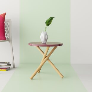 Roxanna End Table by Hashtag Home