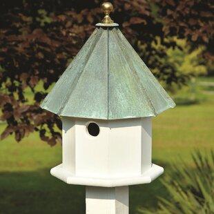 Heartwood Oct-Avian 19 in x 11 in x 11 in Birdhouse
