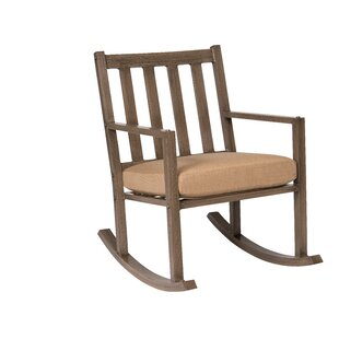 Purchase Woodlands Small Rocking Chair with Cushions Reviews