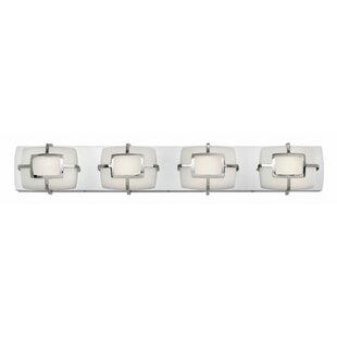 Affordable Sisley 4-Light Bath Bar By Hinkley Lighting