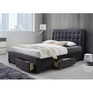 Upholstered Storage Bed By Ebern Designs
