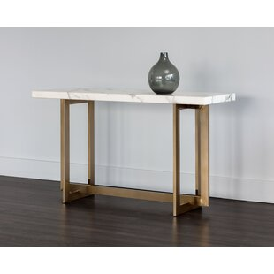 Sunpan Modern Ikon Console Table