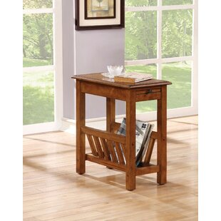 Hodgin End Table with Storage
