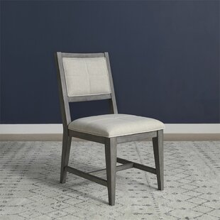 Altheimer Upholstered Dining Chair (Set of 2) Gracie Oaks