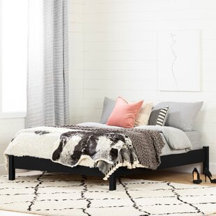 Read Reviews Cavalleri Platform Bed by South Shore Reviews (2019) & Buyer's Guide