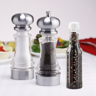 Lehigh Salt & Pepper Shaker Set