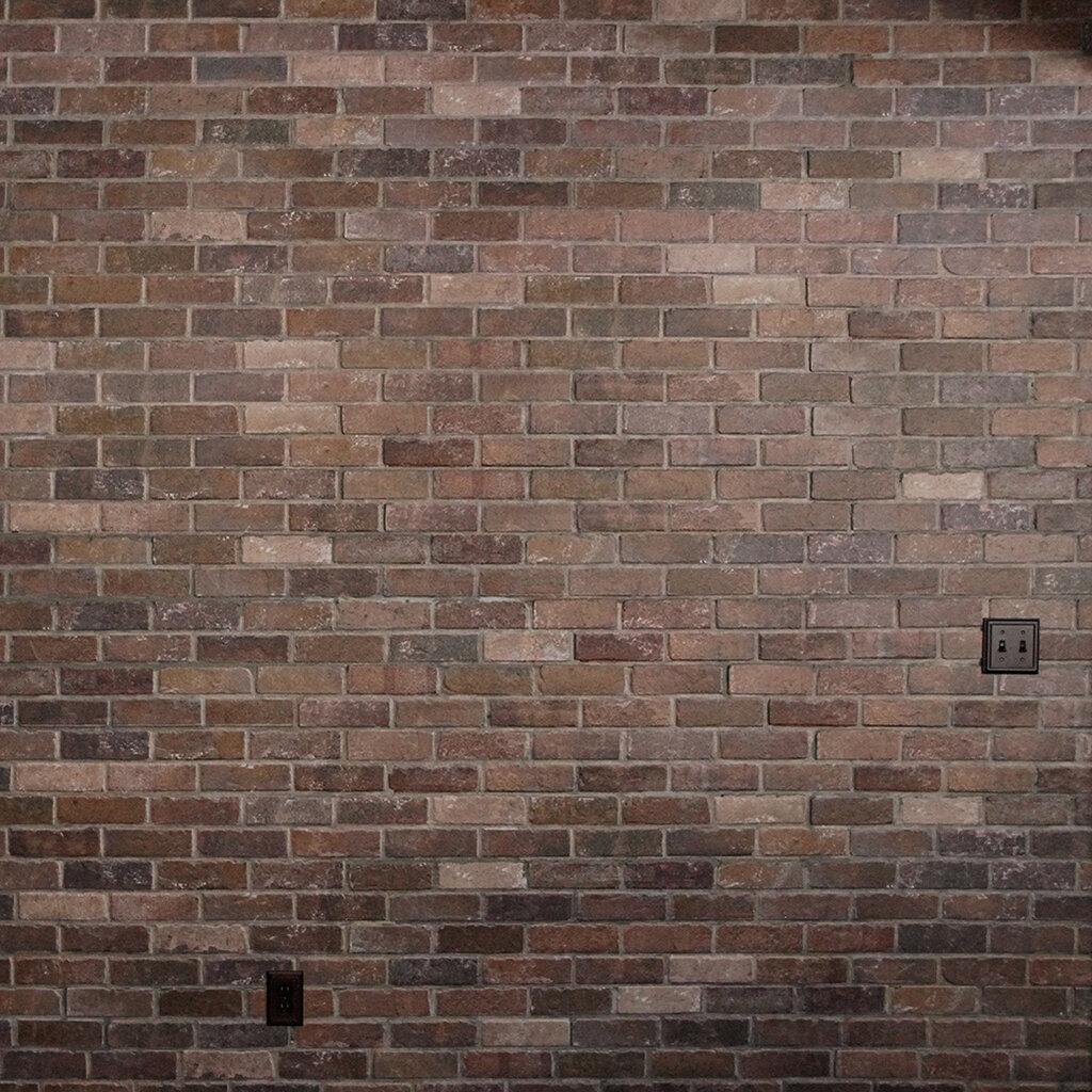 Ninth Vine Brick 5 75 X 45 Peel And Stick Engineered Wood Wall Paneling Reviews Wayfair