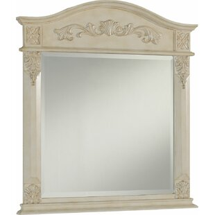 Price Check Elrod Wall Mirror By Astoria Grand