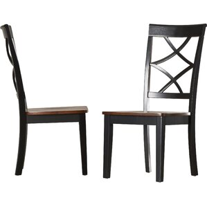 Rani Side Chair (Set of 2) by Charlton Home