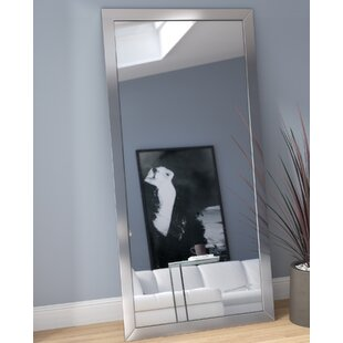 Wade Logan Handcrafted Rectangle Wall Mirror