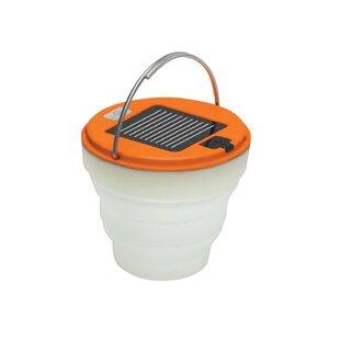 Solar Plastic Lantern by Freeport Park