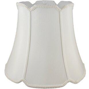 14 Faux Silk Bell Lamp Shade