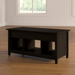 Lamantia Lift Top with Storage Coffee Table by Three Posts