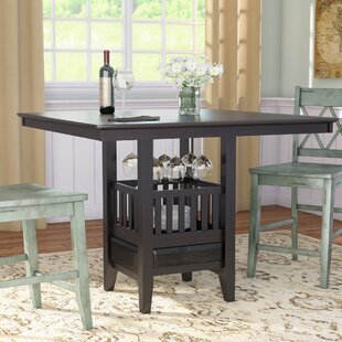 Greenwood Counter Height Dining Table by Charlton Home Coupon