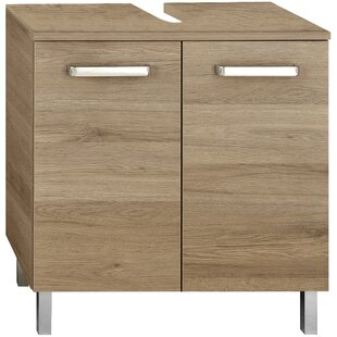 Offenbach 62cm Wall Mounted Under Sink Cabinet By Quickset