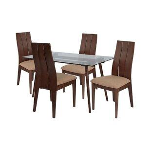Morrigan5 Piece Dining Set by Ebern Designs