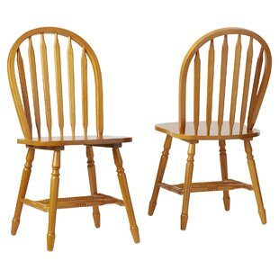 Mona Arrowback Side Chair (Set Of 2) by Andover Mills Best #1