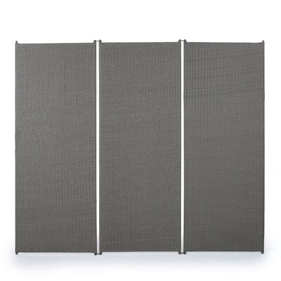 Zula Indoor 3 Panel Room Divider by Darby Home Co