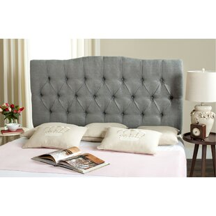 Ellecourt Twin Upholstered Panel Headboard