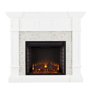 Traditional Electric Fireplaces You'll Love | Wayfair