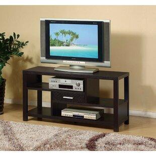 Latitude Run Dollinger Zig Zag Storage Prepossessing TV Stand for TVs up to 48