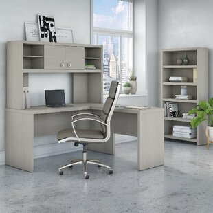Echo 3 Piece L-Shaped Desk Set