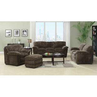 Red Barrel Studio Woodrow Configurable Living Room Set