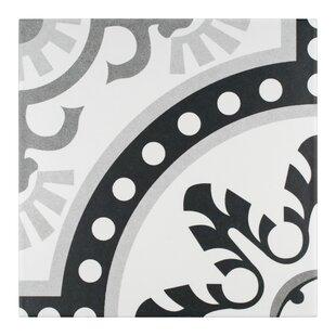 Hebrides 9.75 x 9.75 Porcelain Field Tile