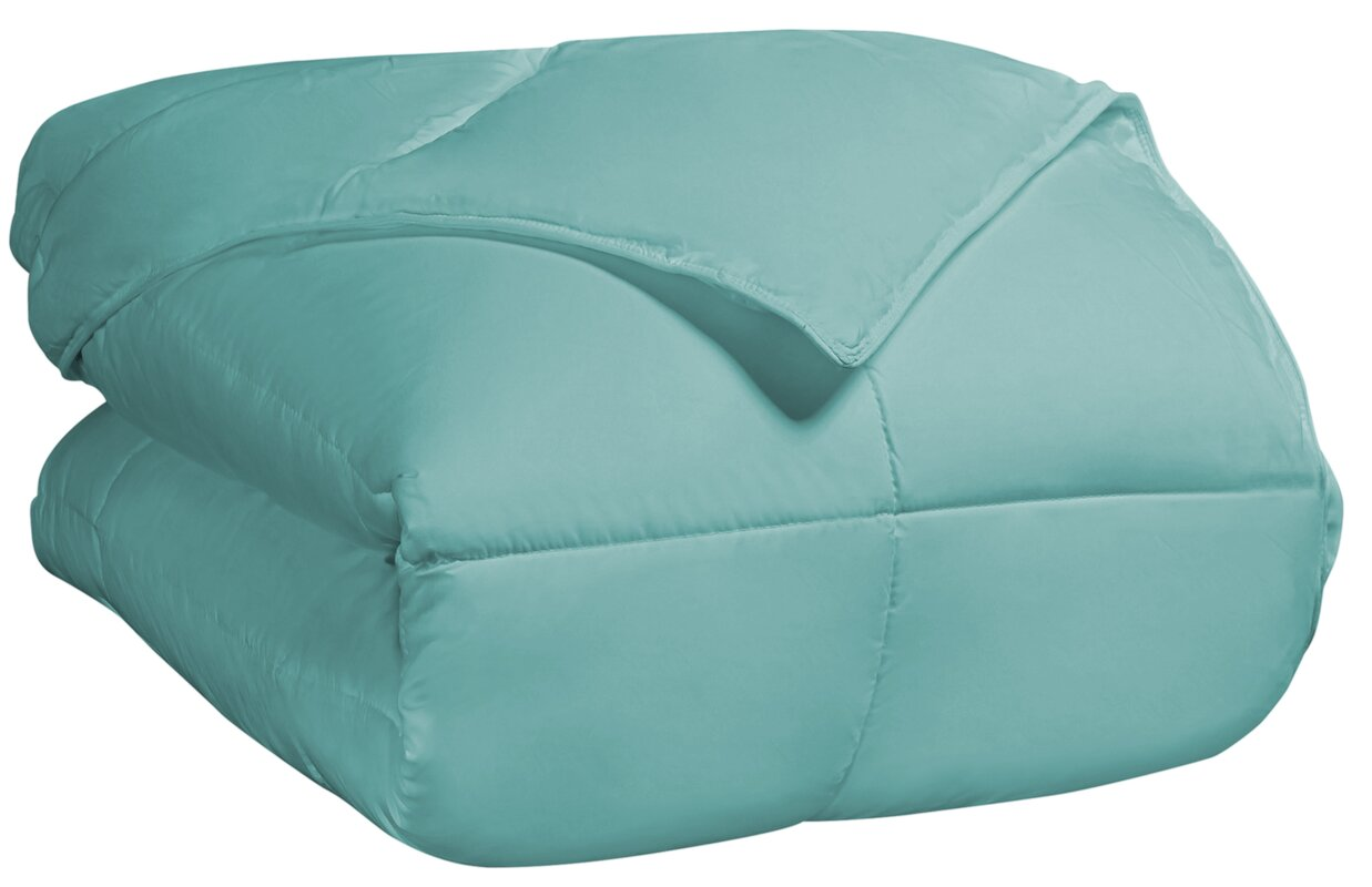 the twillery co all season microfiber down alternative comforter