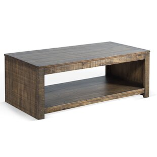 Millwood Pines Emelia Coffee Table