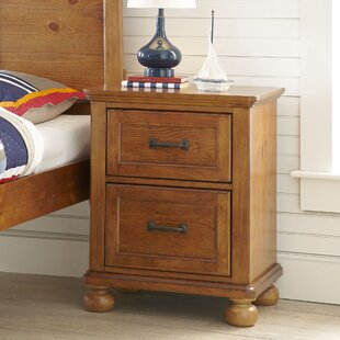Price comparison Camryn 2 Drawer Nightstand by LC Kids Reviews (2019) & Buyer's Guide