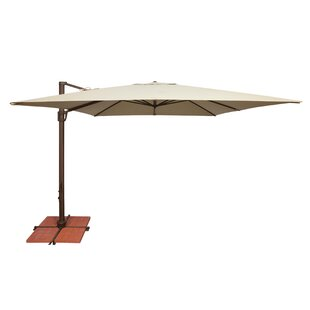 Windell 10' Square Cantilever Umbrella