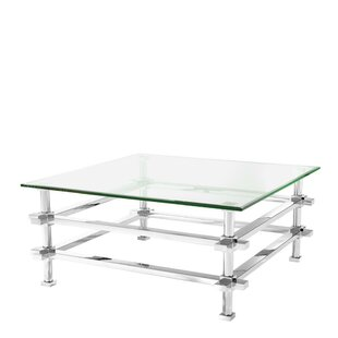 Madagascar Steel Frame Coffee Table