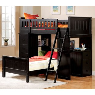 Otha Twin Loft Bed by Harriet Bee