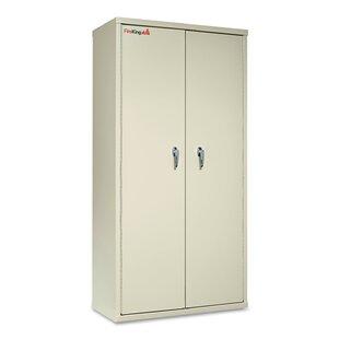72 H x 36 W x 19.25 D 2 Door Storage Cabinet
