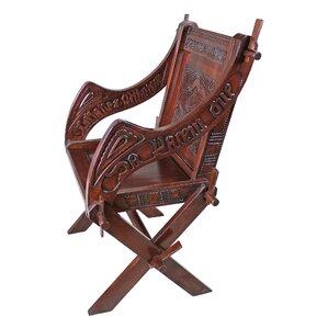 16th Century Glastonbury Armchairs by Design..