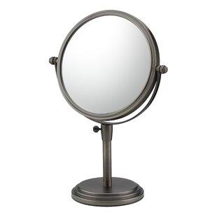 Reviews Mirror Image Classic Adjustable Vanity Mirror ByMirror Image