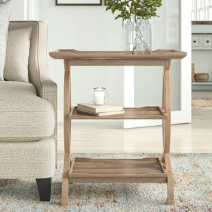 Find the perfect Fortier End Table by Lark Manor