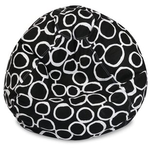 Fusion Classic Bean Bag Chair by Majestic Home Goods