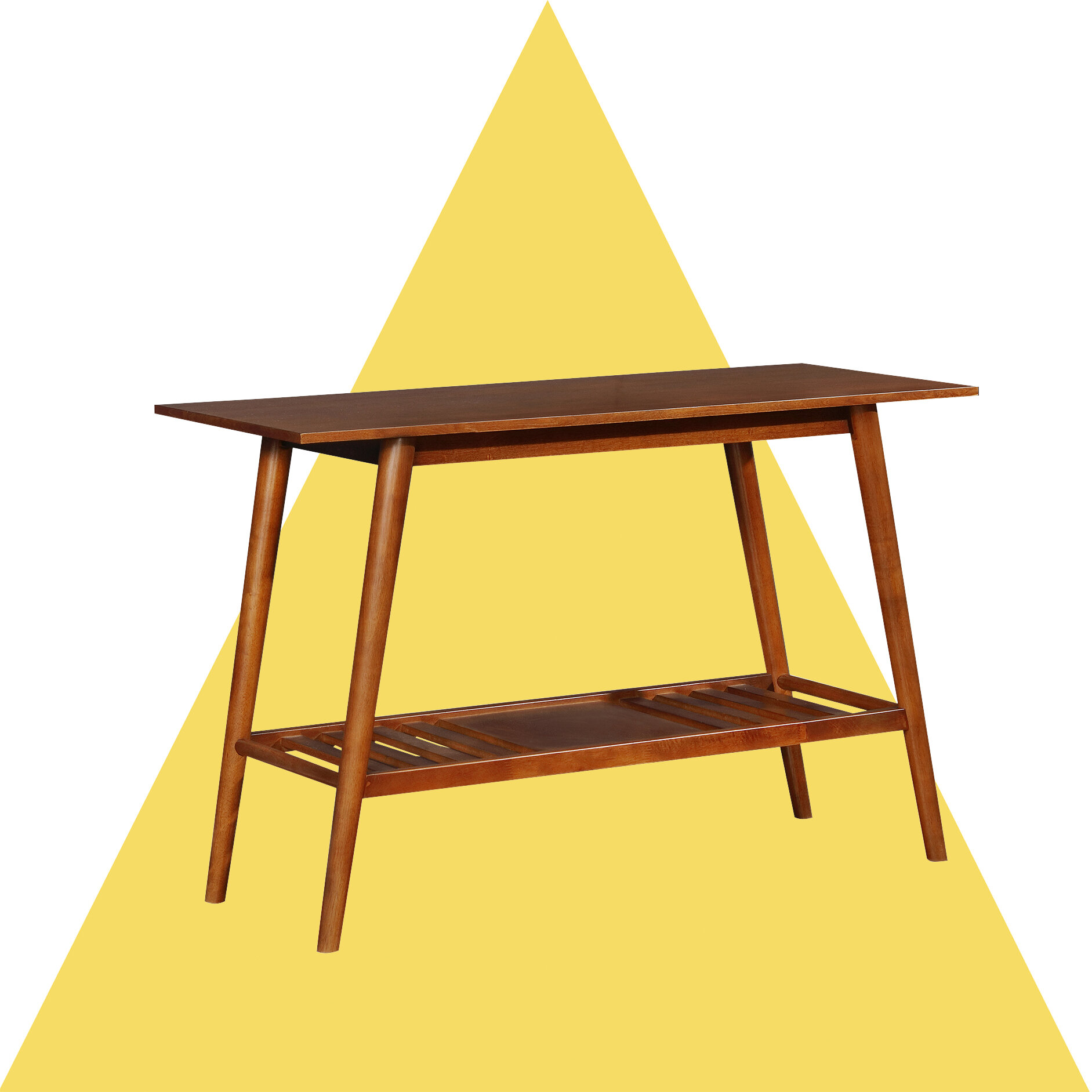 Image of: Mid Century Modern Console Tables You Ll Love In 2020 Wayfair