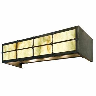 Steel Partners Ferron Forge 4-Light Bath Bar
